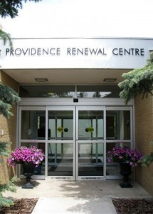 Front Entrance to PRC