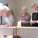 Mary Phillips vows