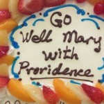 cake for Mary Truong